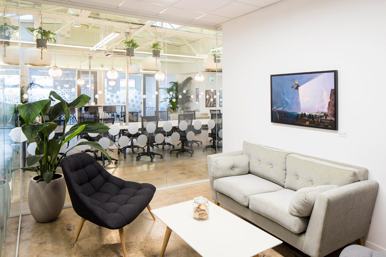 Co-working space near Finsbury Park