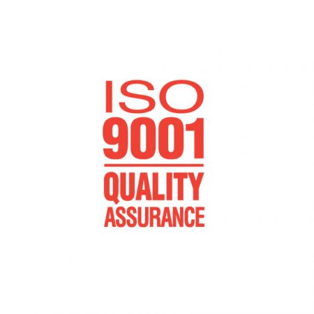 Open accreditation with ISO9001.