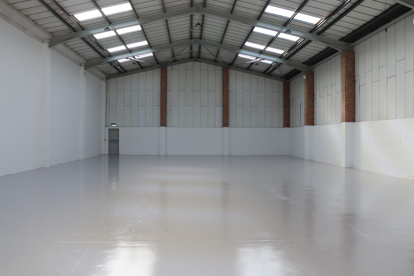 Warehouse refurbished in Maidenhead by Open Contracts.